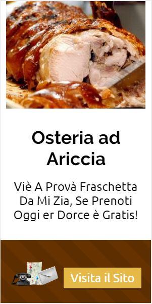 Banner Fraschetta Ariccia2